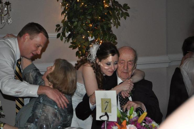 Diane and Grandpa