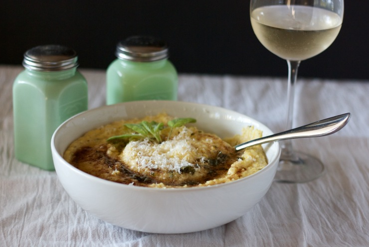 Brown Butter Parmesan Polenta   .jpg