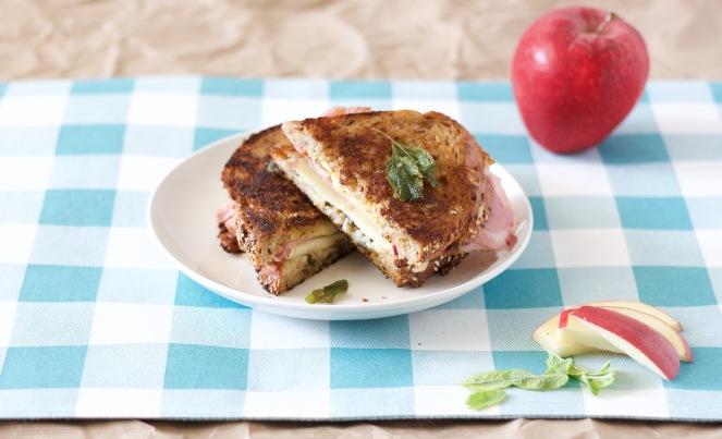 ham-gruyere-and-apple-panini