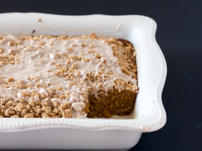 pumpkin-coffee-cake-with-maple-glaze