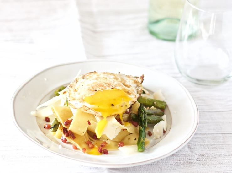 truffled-pappardelle-with-pancetta-and-asparagus