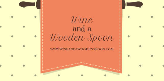 Wine and a Wooden Spoon